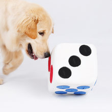 Dog Interactive Toys Pet Dogs Intelligence Training Toy Cat Interactive Sifter Toys Intelligence Training Toy Smelling Train Toy(China)