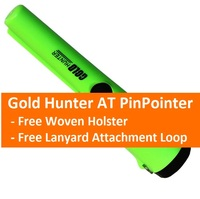 Gold Hunter ip68 waterproof pin pointer underground gold metal detector pulse induction metal detector