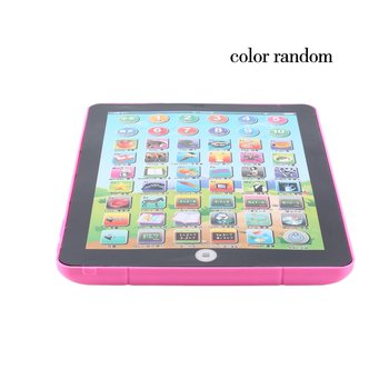 Early Childhood Learning English Machine Computer Learning Education Machine Tablet Toy Gift For Kid Learning Language revolutionize learning