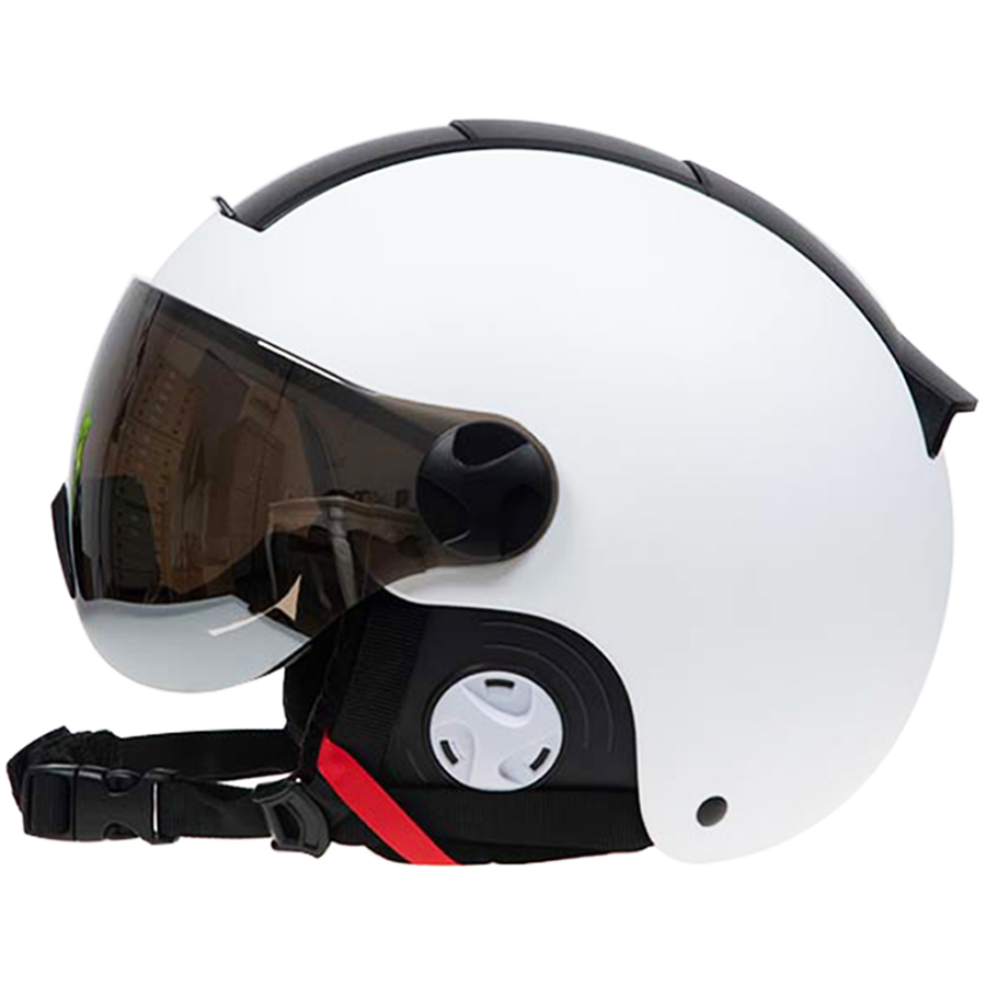 LOCLE Ski Helmet with Goggles Safety CE Certification Skiing Snowboard Helmet Men Women Winter Outdoor Sport Cycling Snow Helmet