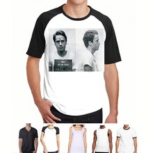 Designed TED BUNDY T SHIRT 시리얼 킬러 머그 샷 사진 티 SMALL MEDIUM LARGE 또는 XL(1) women(China)