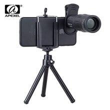 APEXEL Mobile Phone Lenses 18X Telescope