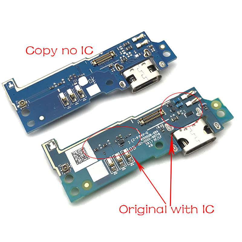 New For Sony Xperia L1 G3311 G3312 G3313 USB Charge Port Connector Charging Board Charging Flex Cable