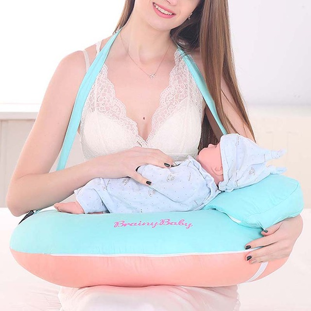 Baby Nursing Pillows Maternity Baby U Shaped Breastfeeding Pillow Infant Cuddle Cotton Feeding Waist Cushion Baby Care