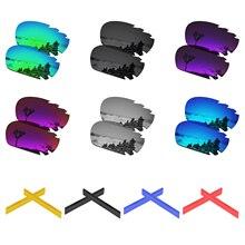 SmartVLT поляризованные Сменные линзы для солнцезащитных очков с вентилируемым отверстием от Oakley jawbone-несколько вариантов