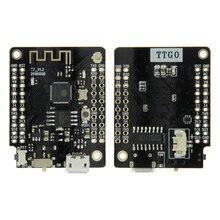 LILYGO®Ttgo t7 v1.3 mini32 esp32 rev1 (rev um) wifi e módulo bluetooth para d1 mini