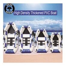 0.9 مللي متر قارب قابل للنفخ من البلاستيك 3 طبقة نفخ زوارق الصيد مغلفة مقاومة للاهتراء قوارب الكاياك لصيد قوارب الكاياك التجديف