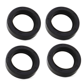 Pack of 4 / 2 Front Fork Oil Seals For Honda SS50 CL50 CL70 CD50 CD70 CT70 1972-up 25X35X9X10 image
