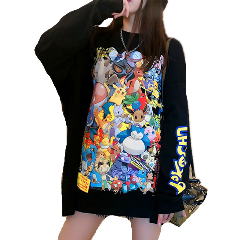 harajuku-ulzzang-oversize-tshirt-font-b-pokemon-b-font-print-long-sleeve-t-shirts-korean-women-2019-autumn-t-shirt-female-casual-pikachu-tops