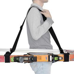 Толстые и прочные плечевые ремни для катания на лыжах, переноска на ресницы, на ремнях, новый стиль, без лыж и штанов