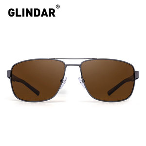 Image 2 - Brand Design Men Polarized Sunglasses Square Driving Sun Glasses for Men