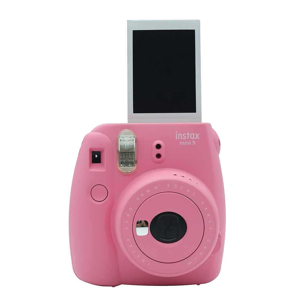 Hadiah Natal 5 Warna Fujifilm Instax Mini 9 Kamera Instan Film Kamera Foto + 10 20 Lembar Fujifilm Instax Mini 8 9 Film