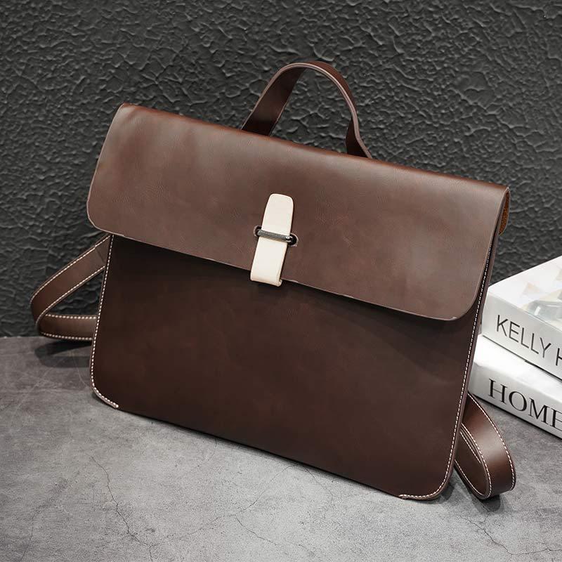 Newhotstacy Bag 092619 Single Shoulder Bag Briefcase Business Tote Bag