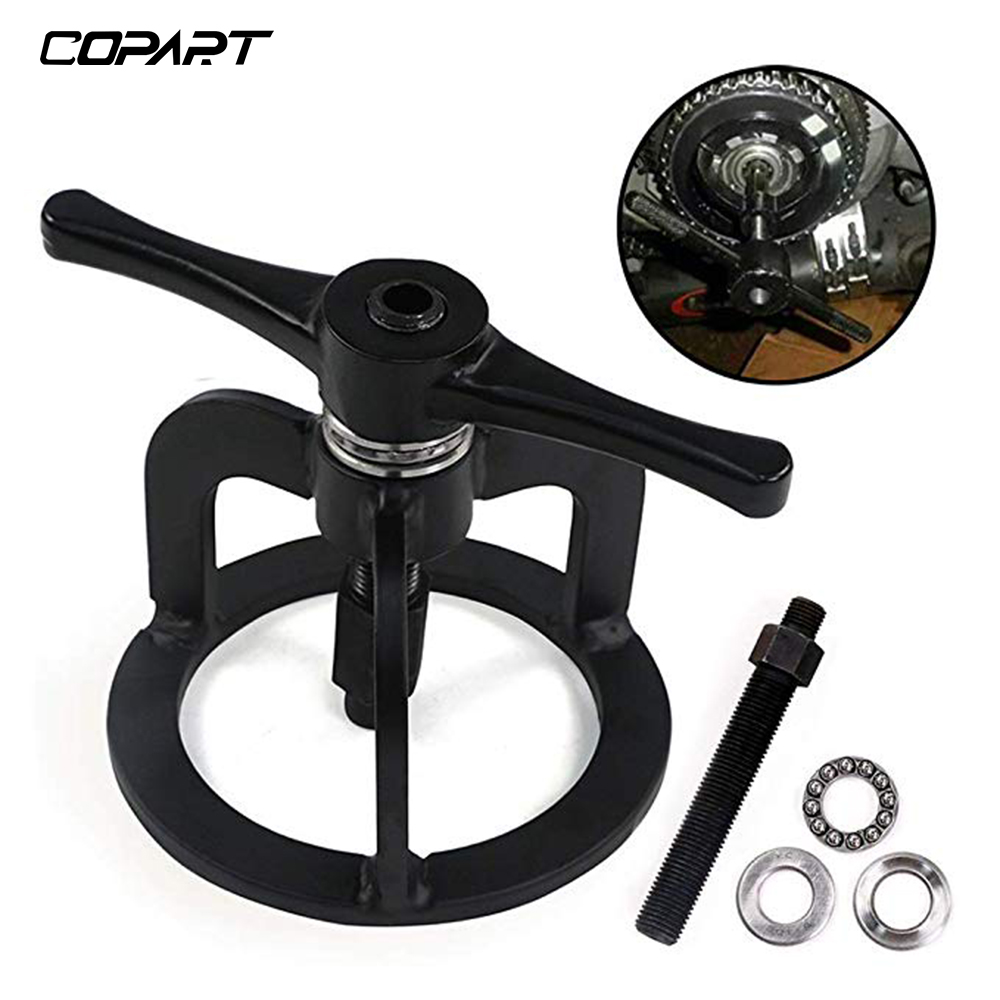 For Harley FLSTC Softtail Sportster Dyna XL 883 1200 1340 Buell Clutch Spring Compressor Tool Springs Compression