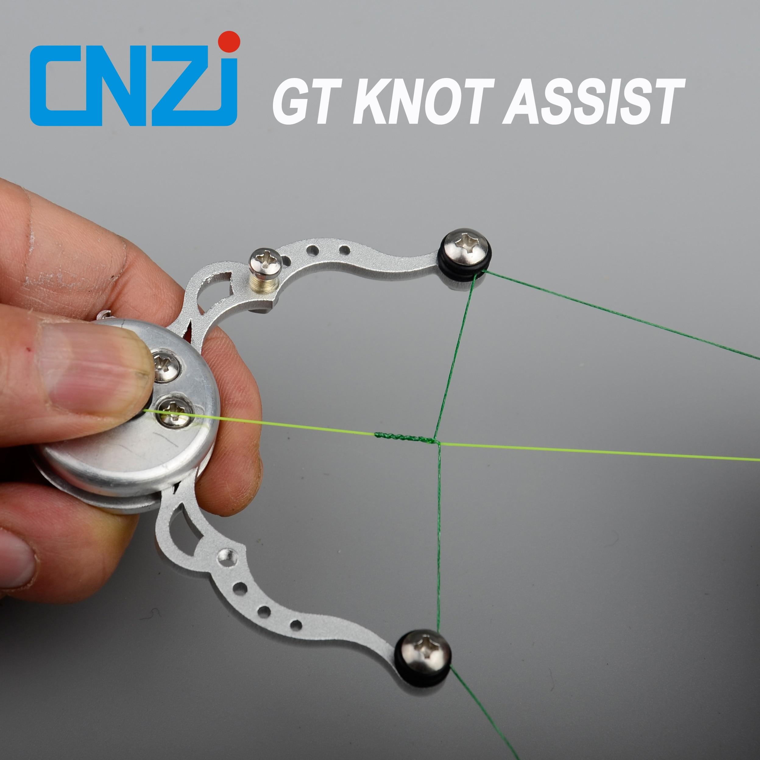 GT NOEUD AIDER nuevo nudo ayudar nudos máquina GT nudo de la máquina herramienta de pesca de la pesca de la bobina del à