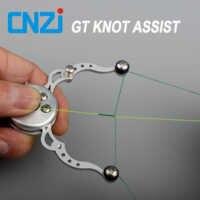 Señuelo GT nudo asistente FR GT FG nudo en herramientas de pesca gt nudo tatula nuevo nudo ayudar nudos máquina de la máquina ramienta de