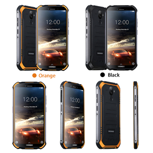 Image 5 - IP68 DOOGEE S40 Lite 5.5 inç ekran 2GB 16GB Android 9.0 sağlam cep telefonu 4650mAh 8.0MP kamera akıllı telefon