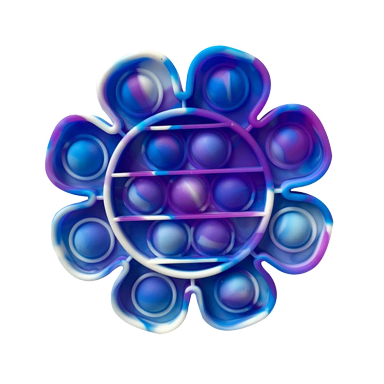 Toys Adult Toy-Box Fidget Stress Bubble-Sensory Funny Pops-It Poppit Squishy Push Child img4