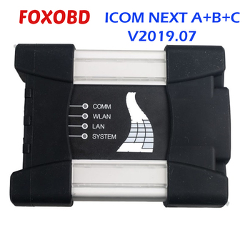 For BMW ICOM NEXT A+B+C New Generation of ICOM A2 With V2019.07 ICOM A2 Software