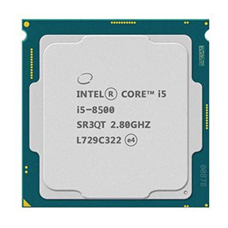 Intel PC computer Core i5 8500 serie Prozessor I5-8500 CPU LGA 1151-land FC-LGA 14 nanometern Sechs Core