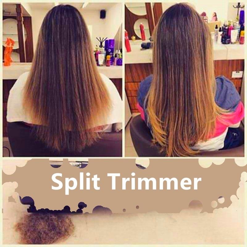 Multifunctional Charging Hair Trimmer Hair Clipper Split Women Haircut Hairdressing Hair Comb Curler Clipper Machine For Girl