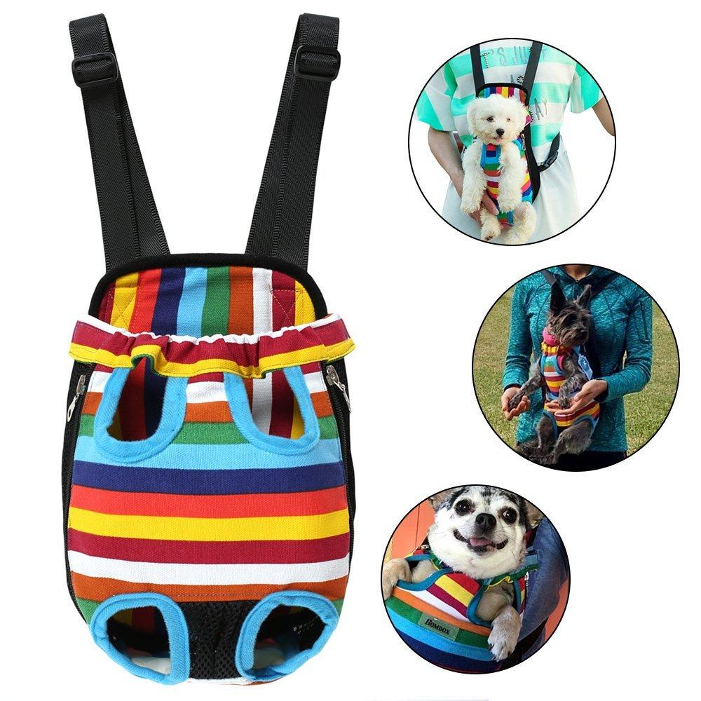 Сумка для переноски домашних животных, кошек, рюкзак для переноски чихуахуа, рюкзак для маленьких собак, модные товары для домашних животны...