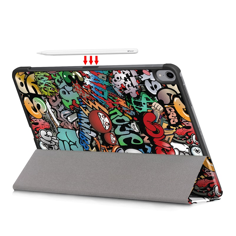 Graffiti art Tablet Case for IPad Air 4 2020 A2316 Protective Cover for IPad Air 4th