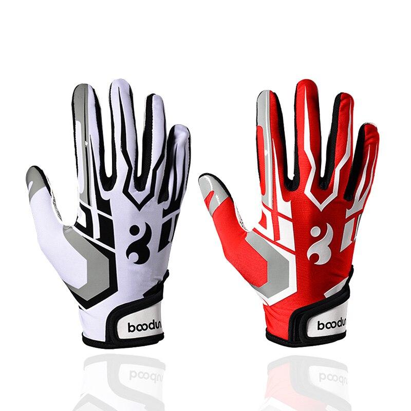 Lixada Anti-slip Baseball Gloves Adult Sports Batting Gloves Baseball Softball Batting Fitness Gloves For Cycling Hunting Hiking