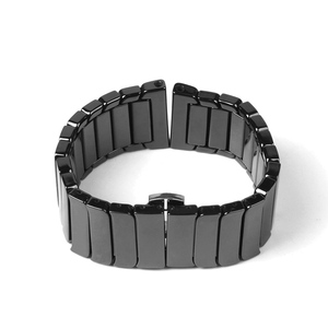 Image 3 - 22mm Ceramic Watch Strap For Honor Magic 2 46mm GT2 GT2e watch Bracelet