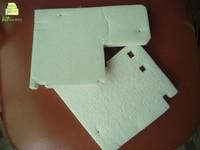 Оригинальный новый для EPSON R230 R210 абсорбирующие прокладки губка для чернил Танк pad