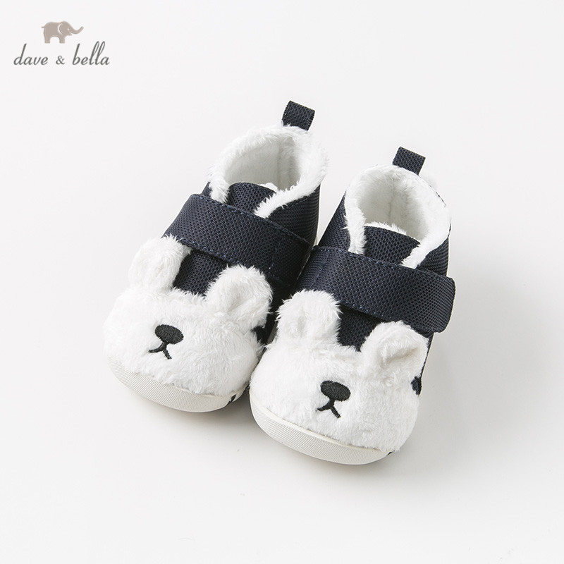DB10963 Dave Bella autumn winter unisex baby shoes children girl boy casual shoes toddler shoes