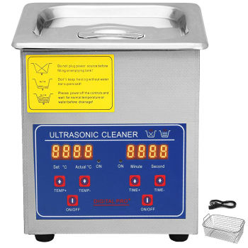 2L/ 3L /6L /10L/ 15L /22L/ 30L Ultrasonic Cleaner Professional Cleaner With Heating Digital Timer For Glasses Jewellery