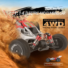 1:14 Alley RC Car 4WD 60km/h 2.4G High Speed Remote Control Car Off-road Drift Racing Car 100m Distance Remote Toys For Boys CE