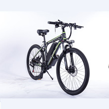 C6 F 26 inch Electrical Mountain Bike Shimano 7 Pace E-Bike 48V 10Ah Lithium Battery 350W Electrical Bicycle for Grownup Max 35km/h