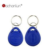 5% 2F10pcs RFID Tag ID Keyfobs RFID Fob Token Ring EM4100 TK4100 125khz Proximity Chip Card Key Read Only