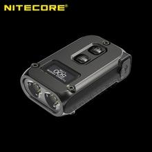 NITECORE TINI2 500 люмен USB-C Перезаряжаемые брелок фонарик