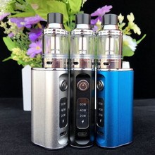 New Vape Electronic Cigarette A11-60W Box Mod Kit 2200mAh 60W E-Cigarette Kits 2ml Atomizer Tank Vaporizer Vapor SUB TWO(China)