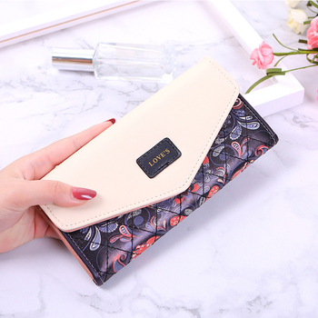Wallet New Famous Brand Long Wallet Evening Clutch Female Bag Ladies Money Coin Purse Carteira Feminina Luxury Women Wallets