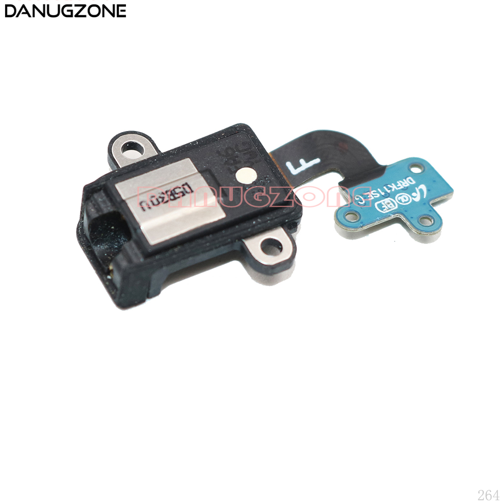 Earphone Audio Jack Headphone Socket Headset Plug Port Flex Cable For Samsung Galaxy Note 4 N910 N910F N910A N910V N910T
