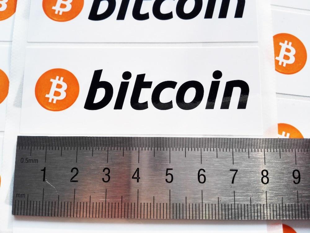 adesivos, Auto-adesivo etiqueta do cryptocurrency, Item N °. FS20