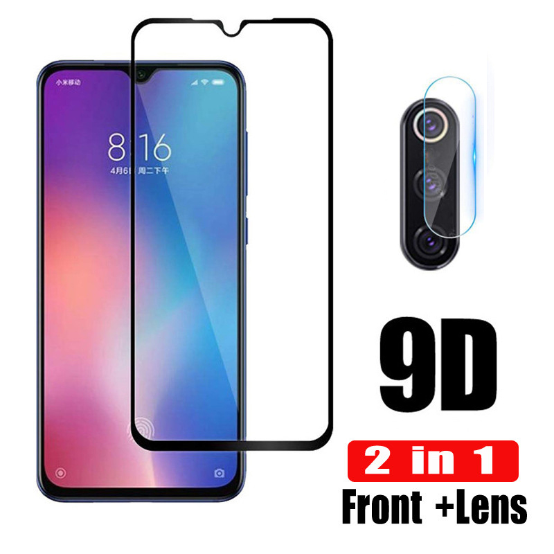2pcs <font><b>Camera</b></font> Glass For <font><b>Xiaomi</b></font> <font><b>Mi9</b></font> Tempered Glass Screen <font><b>Protector</b></font> for <font><b>Xiaomi</b></font> 9 SE 9t 8 A2 lite Redmi Note 7 6 Redmi K20 Pro Glass image
