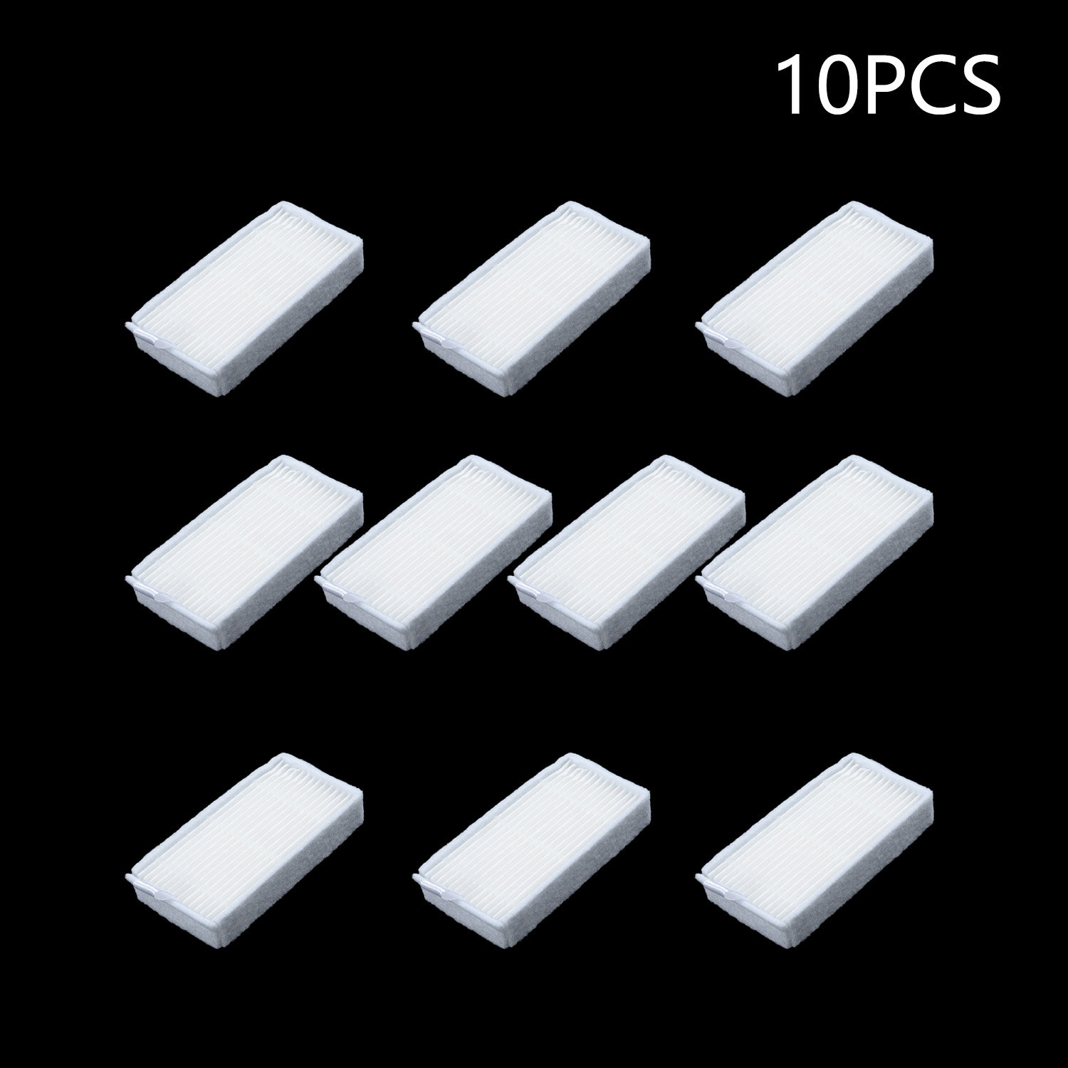 10X Filters For Medion MD 16192 18500 Chuwi ILife V1,V3,V5Pro Vacuum Accessories