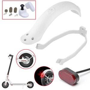 Задний брызговик для шин брызговик для Xiaomi Mijia M365 Набор для ремонта электроскейтборда скутера
