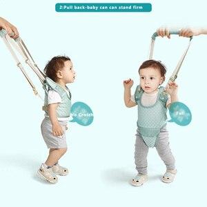 Новое поступление детские ходунки детские ремни помощник малыш поводок для детей обучение ходьбе детский ремень безопасности ребенка ремень помощник