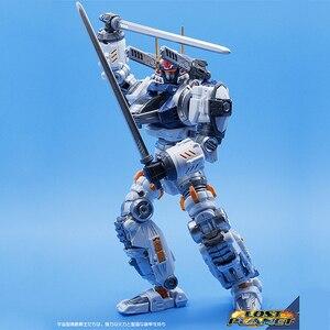 Image 3 - Robot Biến Hình MFT Diaclone DA06 Mất Hành Tinh Series Chiến Binh Biến Dạng Anime Hành Động Hình Đồ Chơi Mô Hình