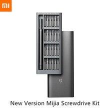 Oryginalny Xiaomi Mijia codziennego użytku zestaw wkrętaków 24 precyzyjne bity magnetyczne AL Box śrubokręt xiaomi inteligentny zestaw do domu