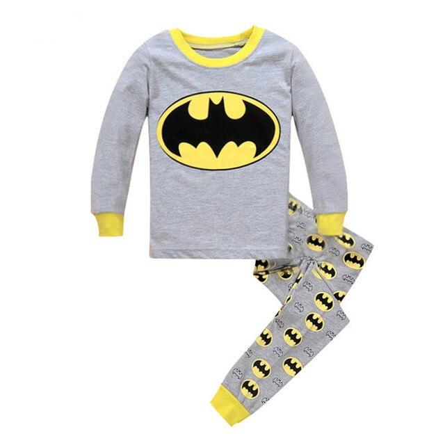 Super Hero Sleepwear Set 6