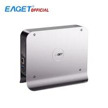 EAGET Y300 Mobile Festplatte Smart Netzwerk Wolke Lagerung Mobile Festplatte Box SATA USB3.0 Verschlüsselung Private Cloud Disk Netzwerk