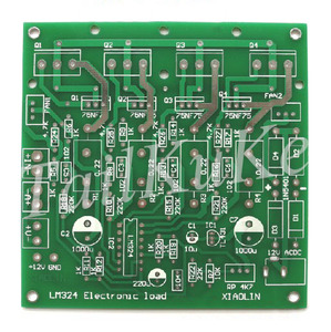 Image 3 - DIY LM324 Electronic Load Power 150W Simple Electronic Load Kit 72V2A / 15V10A Designer electronic