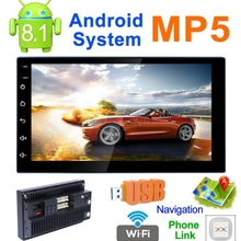 Multimedia-Player Tablet Navigation Bluetooth Android Car Radio by PC 10pcs Fedex Car-Stereo